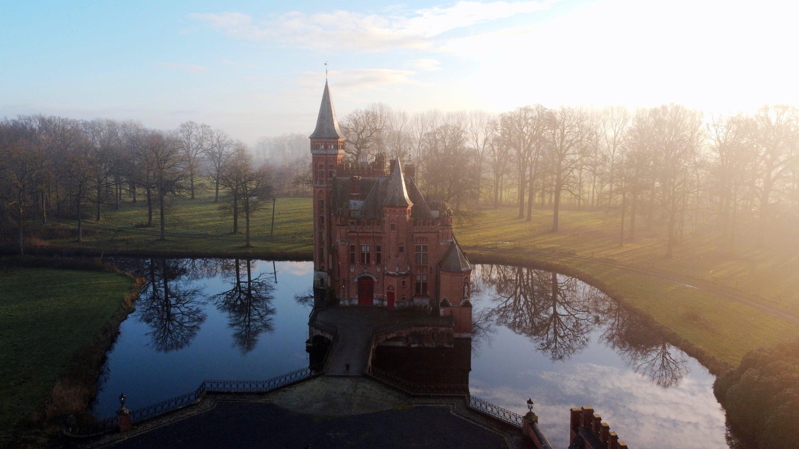 Castle Ten Berghe